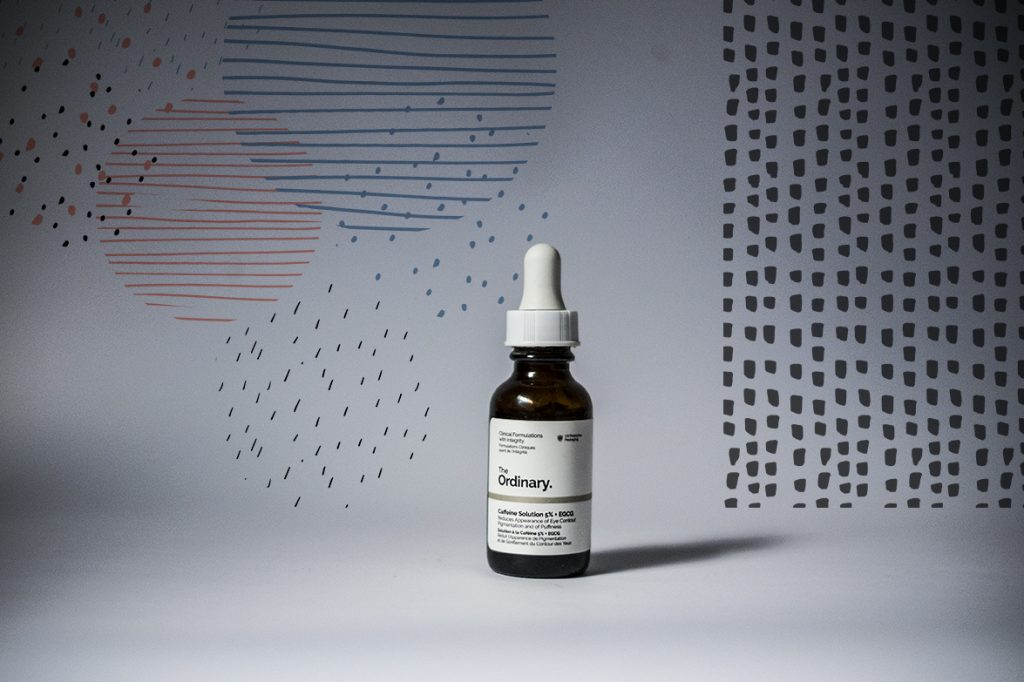 The Ordinary: Caffeine Solution 5%